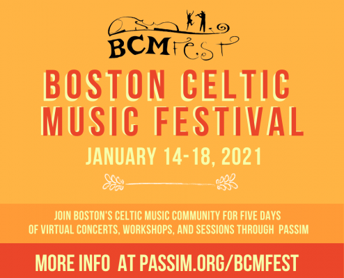 Boston Celtic Music Fest - Dayfest in Cambridge