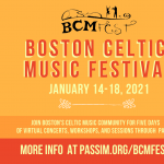 Boston Celtic Music Fest - Nightcap in Cambridge