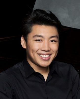 Pianist George Li at Gardner Museum Sat. 01/30/202...