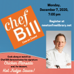 Cooking with Chef Bill
