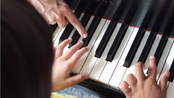 The Piano & Instrument Exploration with Brookl...