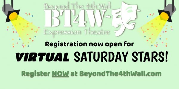 Virtual Beyond the 4th Wall Theatre Classes
