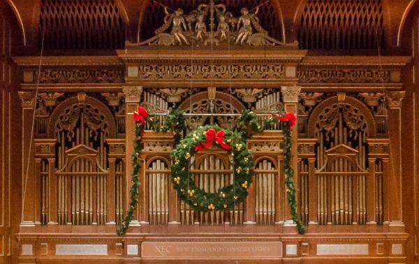 NEC Presents: Holiday Chorus Concert