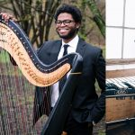 Celebrity Series at Home: Charles Overton and Julian Loida: Harp and Vibraphone duo