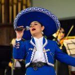 Celebrity Series at Home: Verónica Robles Cinco de Mayo Celebration: All-female mariachi band