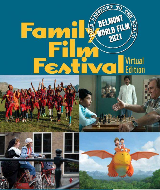 Belmont World Film's 18th Annual Family Festival, ...