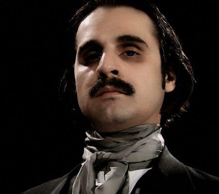 A Virtual Visit from Edgar Allan Poe