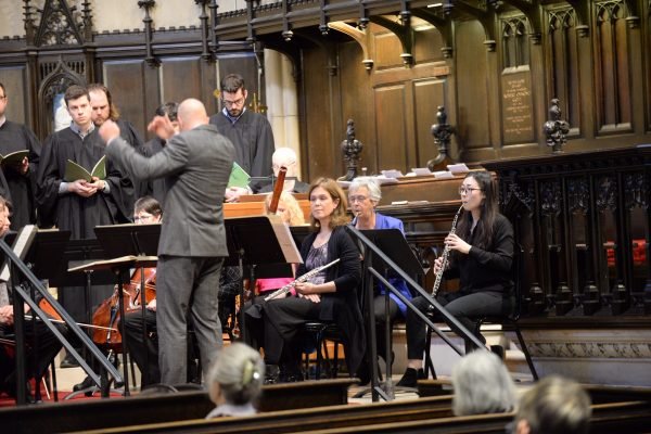 Emmanuel Music: The Bach Institute 2021: Celebrating the Past; Engaging on the Future