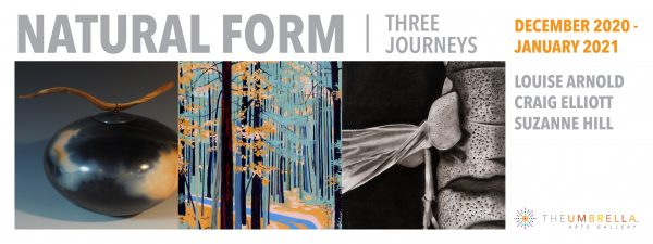 Natural Form: Three Journeys