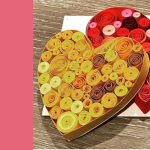 The Art of Quilling: Make A Heart