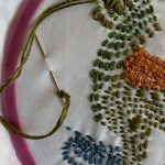 Embroidery At Home