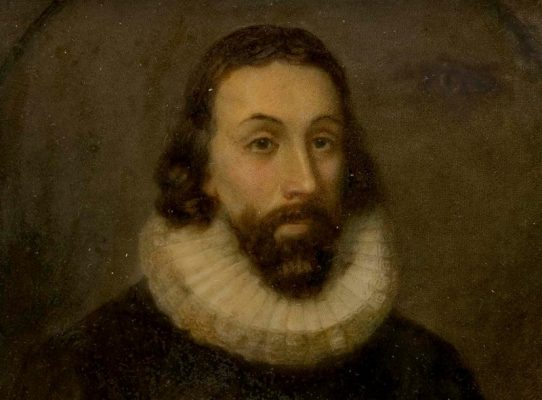 Settling the Good Land - Governance and Promotion in John Winthrop's New England 1620-1650