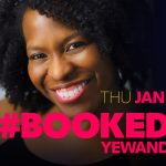 #BookedIt: An Evening with Yewande Odetoyinbo