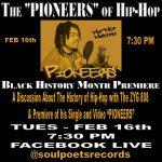 HIP-HOP PIONEERS: An Oral History & Music Video Premiere