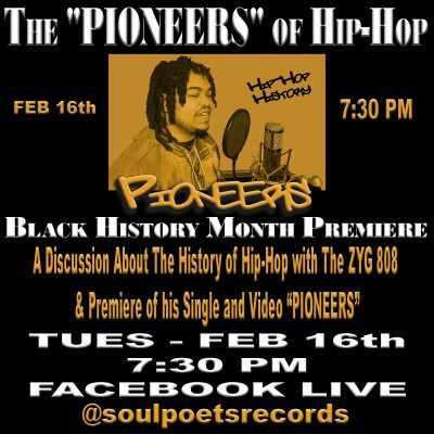 HIP-HOP PIONEERS: An Oral History & Music Video Premiere