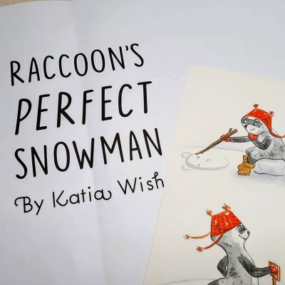 Creating a Picture Book with Katia Wish - The Emer...