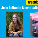 Grubbie Debuts: Julie Dalton with Hank Phillippi Ryan, Waiting for the Night Song