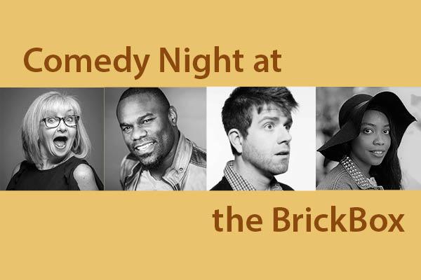Livestream: Comedy Night at the BrickBox