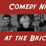 Livestream: Comedy Night at the BrickBox