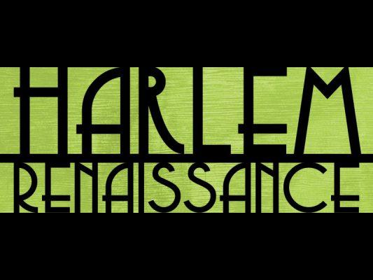 Online Art Appreciation: Harlem Renaissance