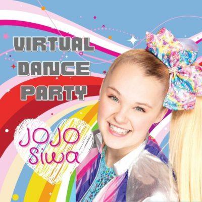 FREE Virtual JoJo Siwa Dance Party (ages 4-6)