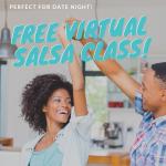 Free Virtual Salsa Dance Class