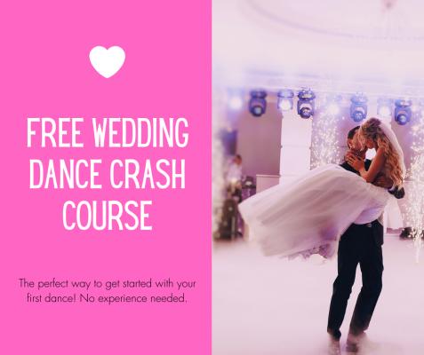Free Virtual Wedding Dance Crash Course