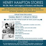 Henry Hampton Stories: His Life, Work, and Legacy in Roxbury and Beyond