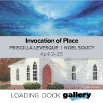 Invocation of Place, April 2-25