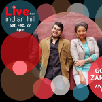 Live from Indian Hil: Zahili Gonzalez Zamora Duo Concert Livestream