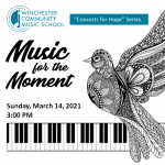 """""""Music for the Moment""""—Concerts for Hope Series"""