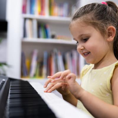 Music Moves for Piano with Brookline Music School