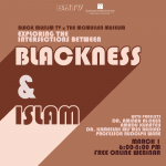 """Panel Discussion: """"Exploring the Intersections between Blackness and Islam"""""""