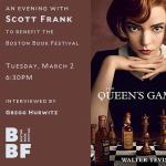 Scott Frank and The Queen's Gambit