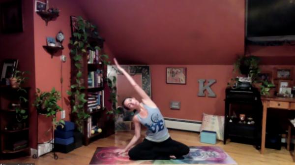 Virtual Vinyasa Yoga