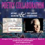Poetry Collaboration: ArtLinks Arlington & Steven Ratiner