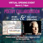 Virtual Opening Event for Poetry Collaboration