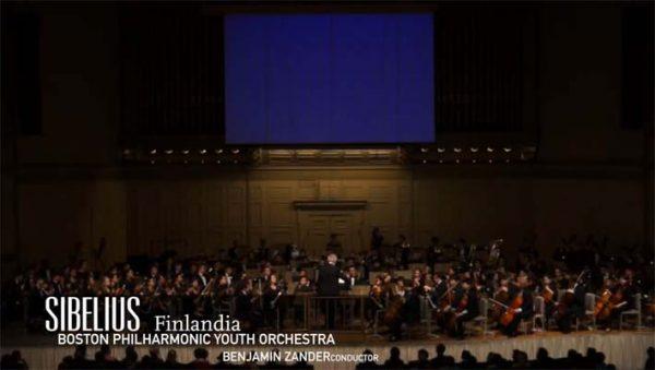 Boston Philharmonic Youth Orchestra: Sibelius' Fin...