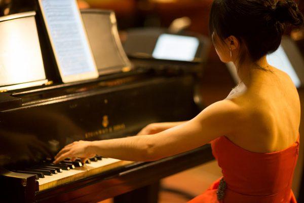 through the looking glass: Schumann, Satie, Janace...