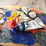 February Vacation Week Painting Classes