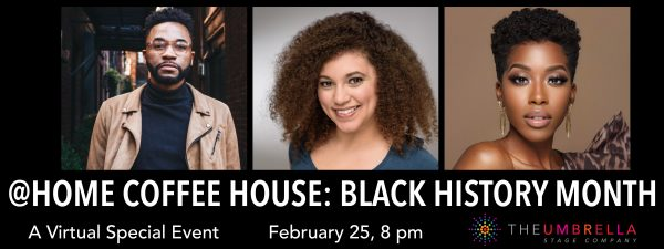 @ Home Coffee House Cabaret: Black History Month