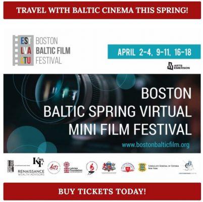 Boston Baltic Film Festival