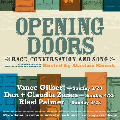 Opening Doors: Alastair Moock w/ Rissi Palmer
