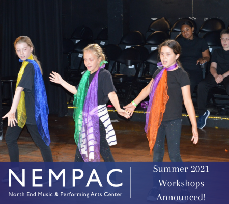 Registration for NEMPAC's Summer Programs in Music...