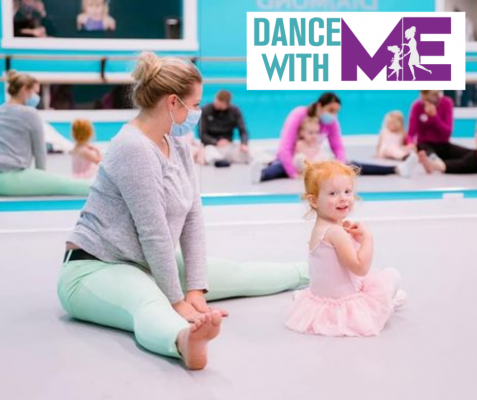 Dance with Me (Ages 2-3)