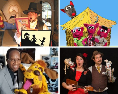 Family Puppet Comedy Festival!