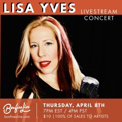 Lisa Yves Livestream Concert