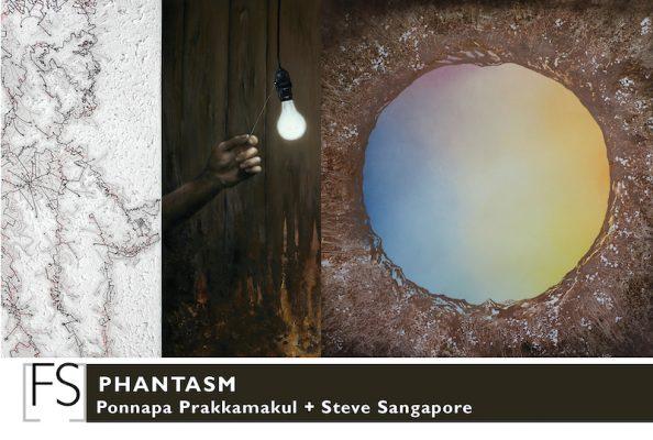 Phantasm: Ponnapa Prakkamakul + Steve Sangapore