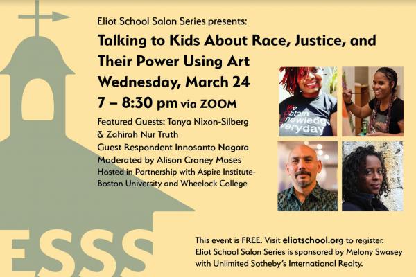 Eliot School Salon Series