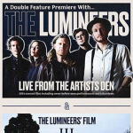 Showcase Cinemas' Event Cinema Presents: The Lumineers: Live From The Artists Den